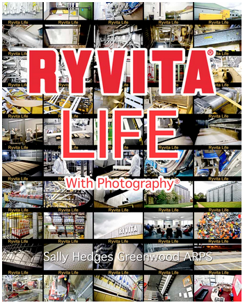 Ryvita Life - With Photography Book Jacket