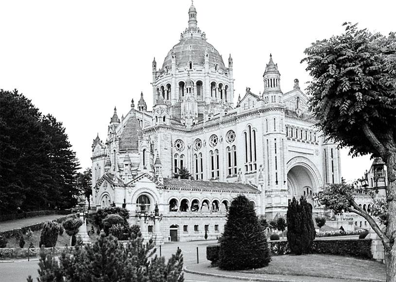 Basilica Lisieux
