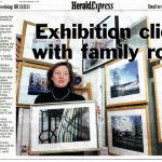 Herald Express Tring Exhibition Report
