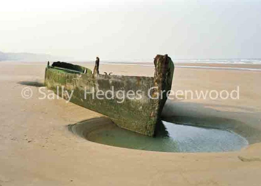 The Normandy Beaches World War 2