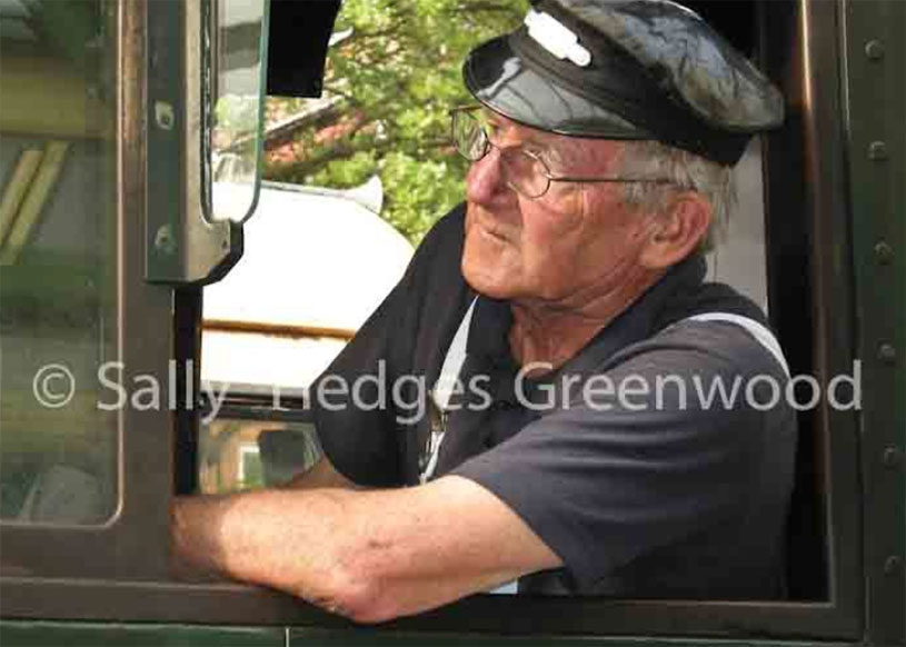 The Engine Driver – Swanage 2007