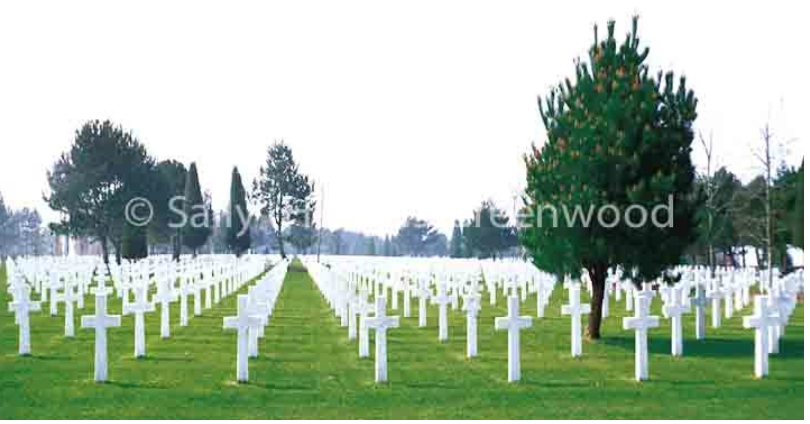 Normandy World War 2 war graves
