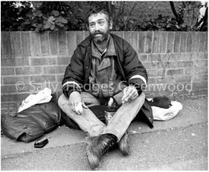 Living On The Streets, Oxford, 2003
