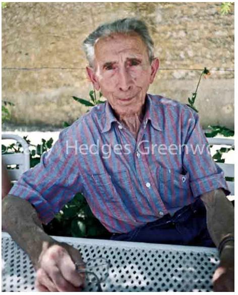 Resistance Member – Pierre Blanchard, 1992