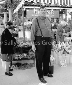 John, The Market Trader, 1999