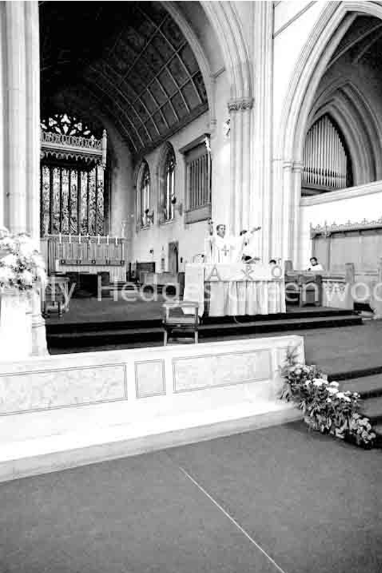 St George's Roman Catholic Cathedral, Southwark, 1984